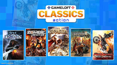 Gameloft Classics: A Collection of Best Games. Apk for Android