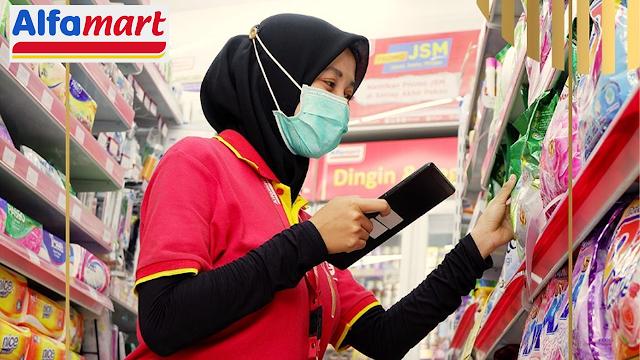 Lowongan Kerja Store Crew dan Helper PT. Sumber Alfaria Trijaya Tbk (Alfamart) Balaraja
