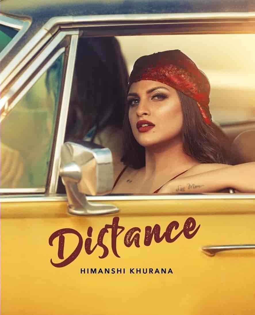 Distance Punjabi Song Image By Himanshi Khurana
