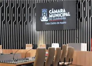 Câmara de Guarabira marca audiências para análise da LDO 2022