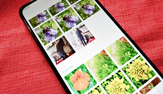 Photo settings Samsung Galaxy A12