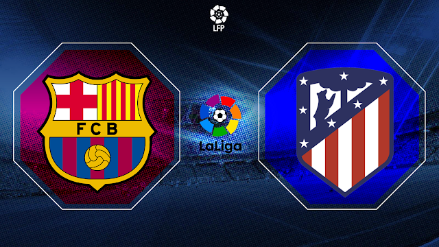 موعد مباراة برشلونة وأتليتكو مدريد والقنوات الناقلة اليوم الثلاثاء 30 / 6 / 2020 في قمة مباريات الجولة 33 من مسابقة الدوري الإسباني