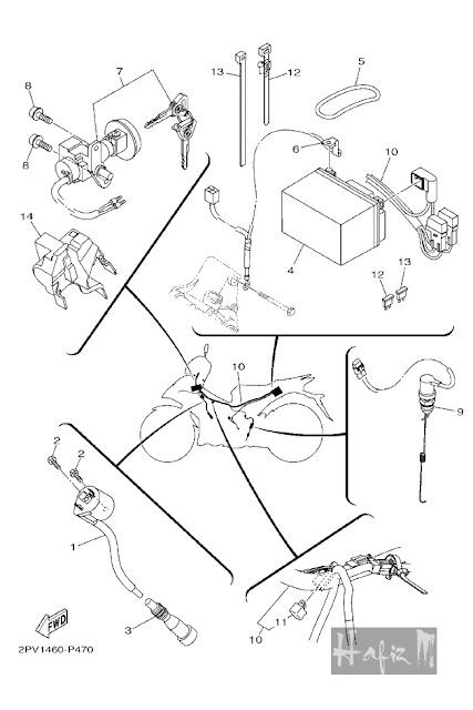 Jangan Susah Hati Motosikal Yamaha Y15zr Myzara Ep 3