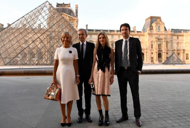 Doanh nhân Bernard Arnault - ông chủ ngành thời trang xa xỉ giàu nhất châu Âu -2