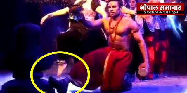 IPS MEET में एसपी सचिन अतुलकर ने शिवलिंग पर जूता लगाया या नहीं, जानिए पूरा सच (वीडियो देखें)   MP NEWS