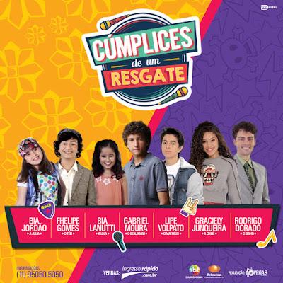 Musical se apresenta por cidades do Norte e Nordeste do Brasil, com direção Artística da Vegas Produções e Eventos