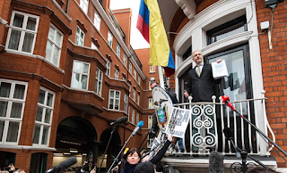 Julian Assange WILL Make Announcement Via Video Amid Rumors Of 'October Surprise': WikiLeaks Founder Is 'Due To Release Damaging Information About Hillary Clinton'
