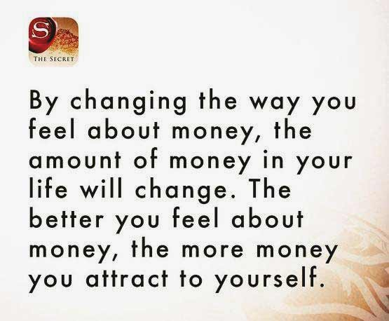 money matters quotes