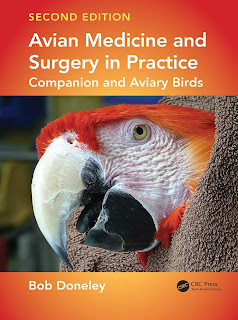 Avian Medicine and Surgery in Practice Companion and Aviary Birds 2nd Edition