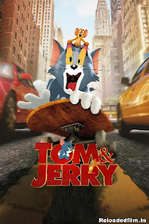 Tom and Jerry (2021) Full Movie Dual Audio  480p 720p 1080p