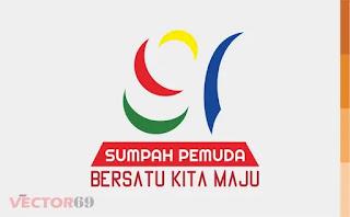 Logo Hari Sumpah Pemuda (HSP) ke-91 Tahun 2019 - Download Vector File AI (Adobe Illustrator)