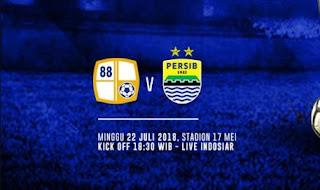 Preview Barito Putera vs Persib Bandung: Hansamu Siap Jegal Ezecheil-Bauman
