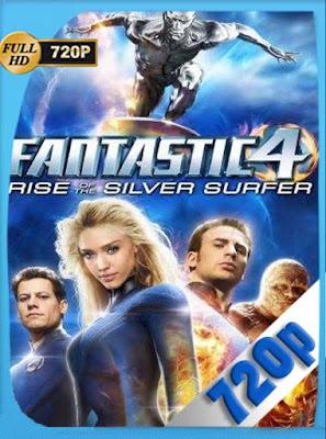Los 4 Fantasticos 2 (2007) HD [720p] latino [GoogleDrive] RijoHD