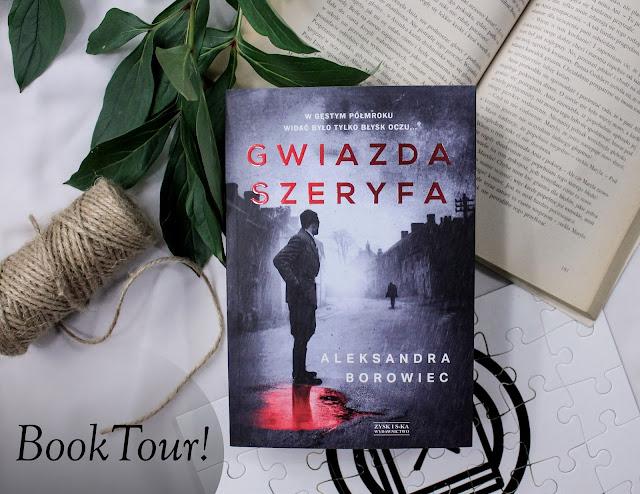 """Book tour z """"Gwiazdą Szeryfa""""!"""