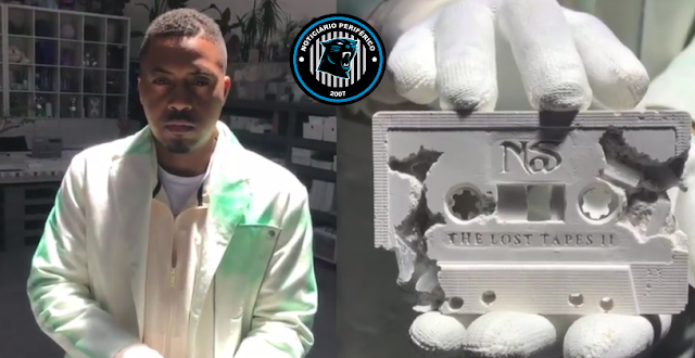 Dezessete anos após lançar o vol.1, Nas anuncia The Lost Tapes II.