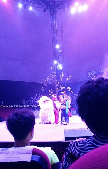 Shinsegae Circus & Show Jeju