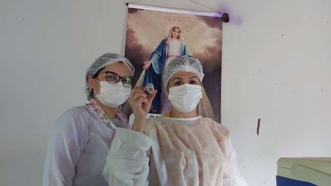 Altaneira registra quase 400 casos de Covid-19 e pouco mais de 2.000 já receberam a 1ª dose