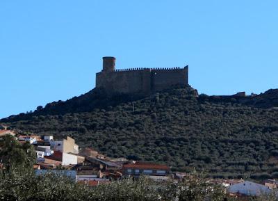 Castillo de Puebla de Alcorcer