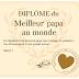 """Les poèmes et messages de Fête des Pères pour lui souhaiter """"Bonne fête papa"""""""