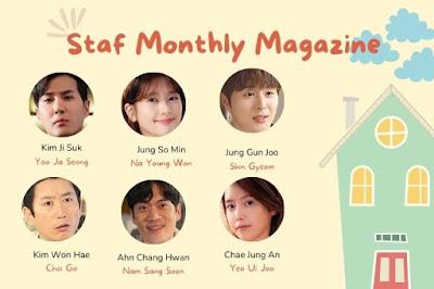 pemeran monthly magazine home