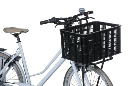 Basil fietskrat