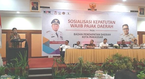 KPK Sebut Banyak Hotel, Di Makassar Belum Lunasi Pajak