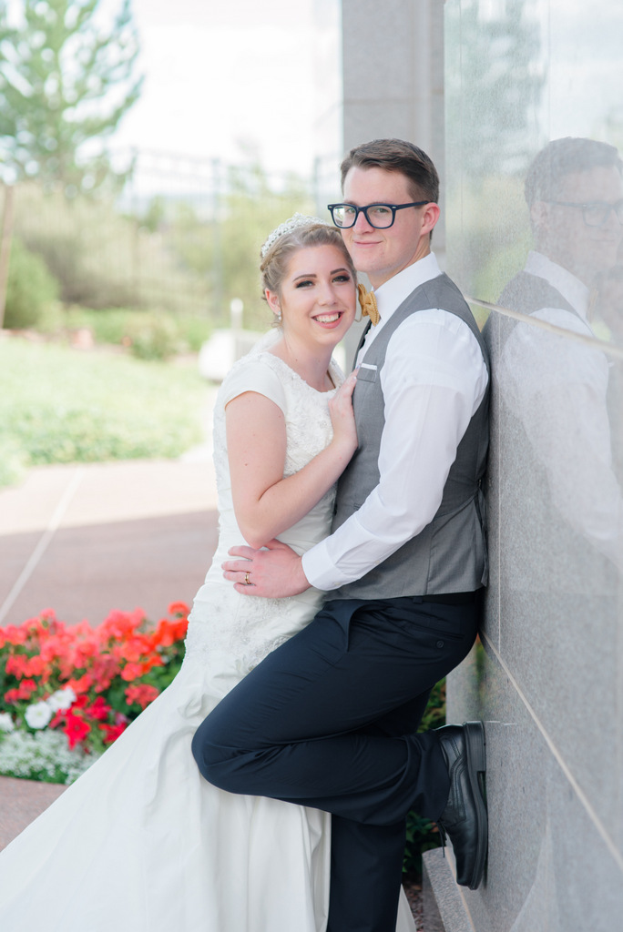 Lds Wedding Gown 18 Cute Snowflake LDS Temple Wedding