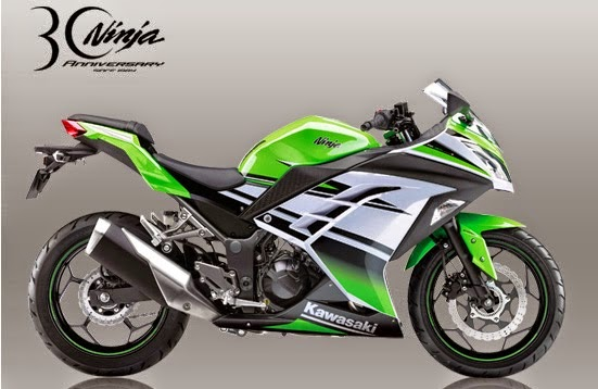 New Kawasaki Ninja 250 Special Edition ABS
