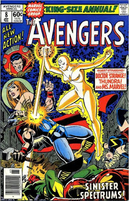 Avengers Annual #8