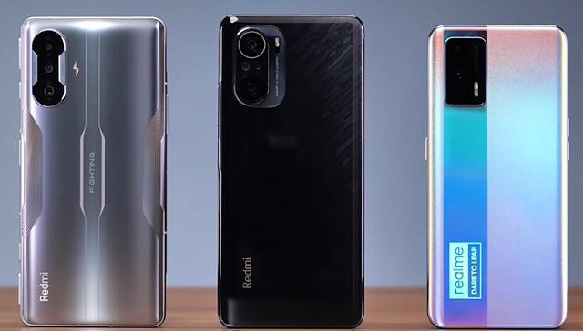 Xiaomi Redmi K40G chip Snapdragon 870