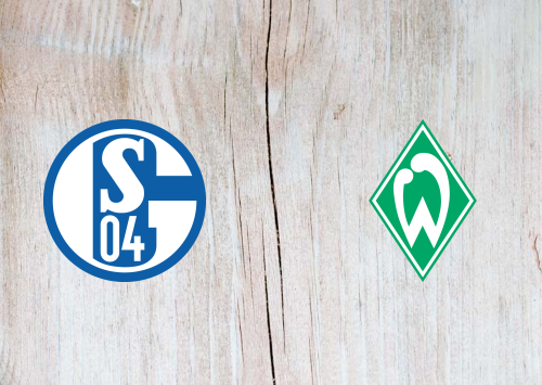 Schalke 04 vs Werder Bremen -Highlights 30 May 2020