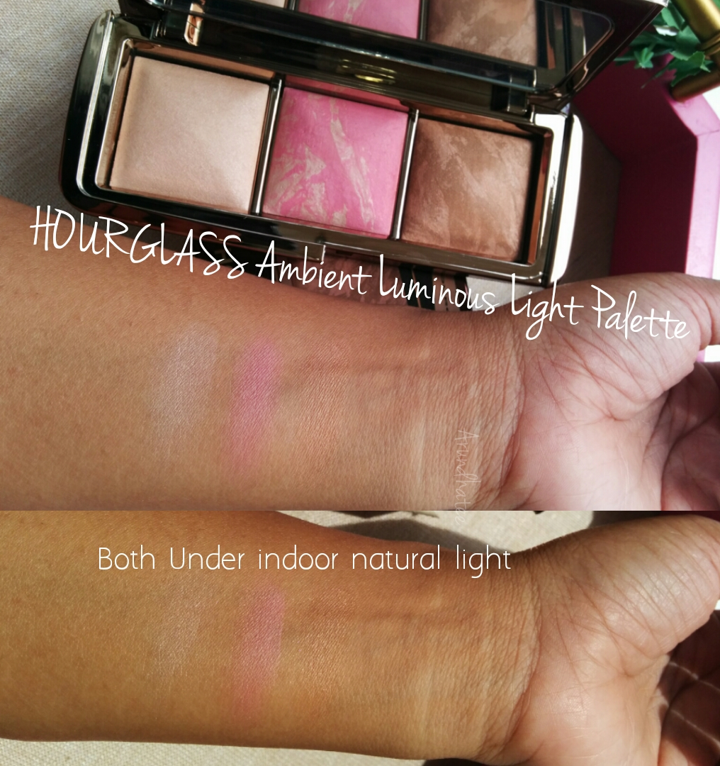 Luminous Light (Highlighter): I Think This Is My Most Favorite Among The  Three. Itu0027s Not As Subtle As Their Other Ambient Powder; It Has More Punch  To It ...