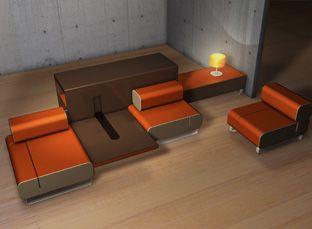 decorar Cozinhe Lounge Conceito em Cozinhas Planejadas