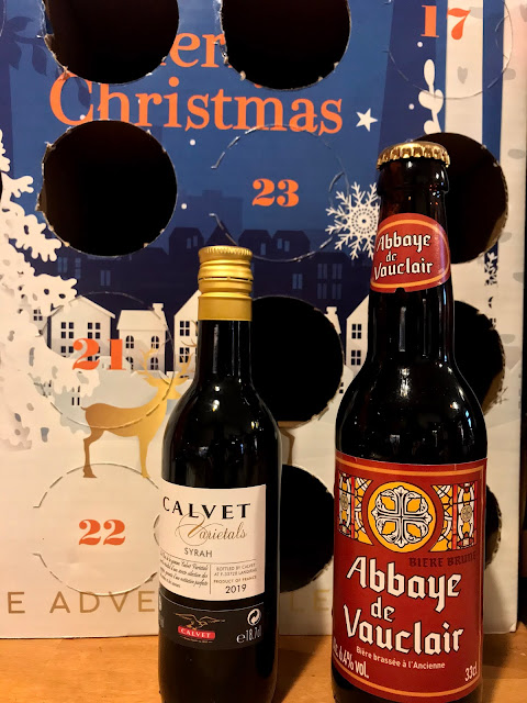 French Village Lockdown Diaries day forty-six France Trivia advent calendar day fourteen