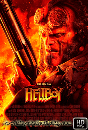 Hellboy (2019) [1080p] [Latino-Ingles] [MEGA]