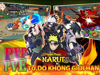 Game Legend Of Naruto Apk Lastest Version Apk Terbaru