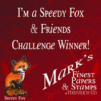 1 juni winnaar Speedy Fox and Friends 161