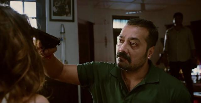 Anurag Kashyap in A. R Murugadoss' Akira