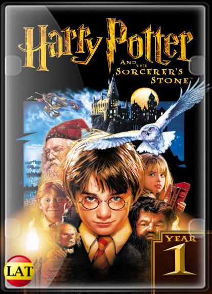 Harry Potter y la Piedra Filosofal (2001) Extended DVDRIP LATINO