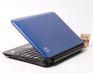 Jual Netbook Bekas HP Mini 110-3700 Bekas