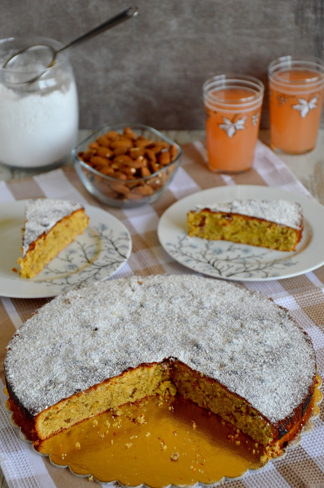 Hiszpanskie Ciasto Pielgrzyma Tarta De Santiago Kulinaria