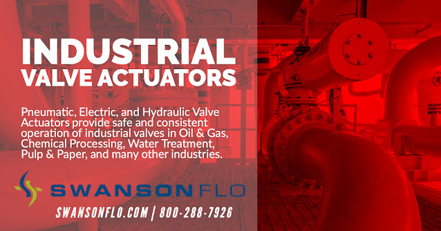 Industrial Valve Actuators