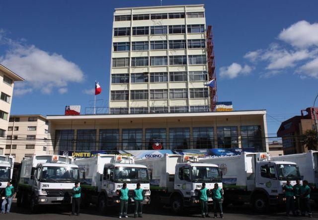 Informan por cobro de tarifas de derechos de aseo domiciliario en Osorno
