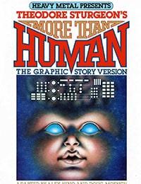 Heavy Metal Presents Theodore Sturgeon's More Than Human