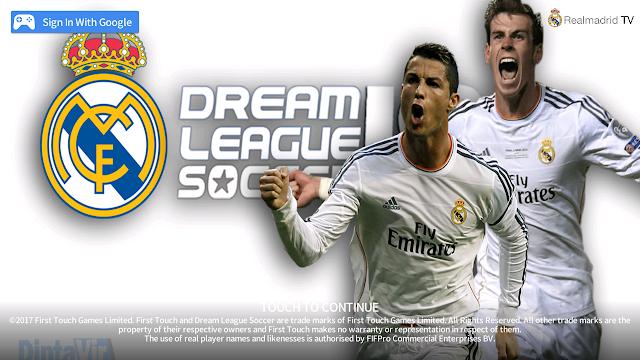 Save data (profile.dat) Dream League Soccer Pemain Real Madrid 2016