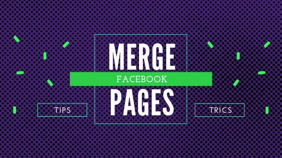 How To Combine Facebook Pages<br/>