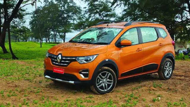 Rekomendasi Mobil MPV Mewah - Renault TRIBER