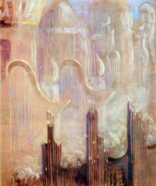 Чюрлёнис Микалоюс Константинас - Сотворение мира XI. 1906