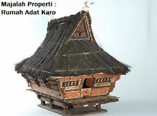 Desain Bentuk Rumah Adat Karo dan Penjelasannya, Arsitektur Nusantara