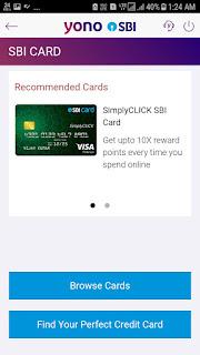 credit cards online